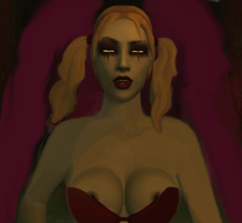 vampire bloodlines clothes the masquerade Let me explain studios age