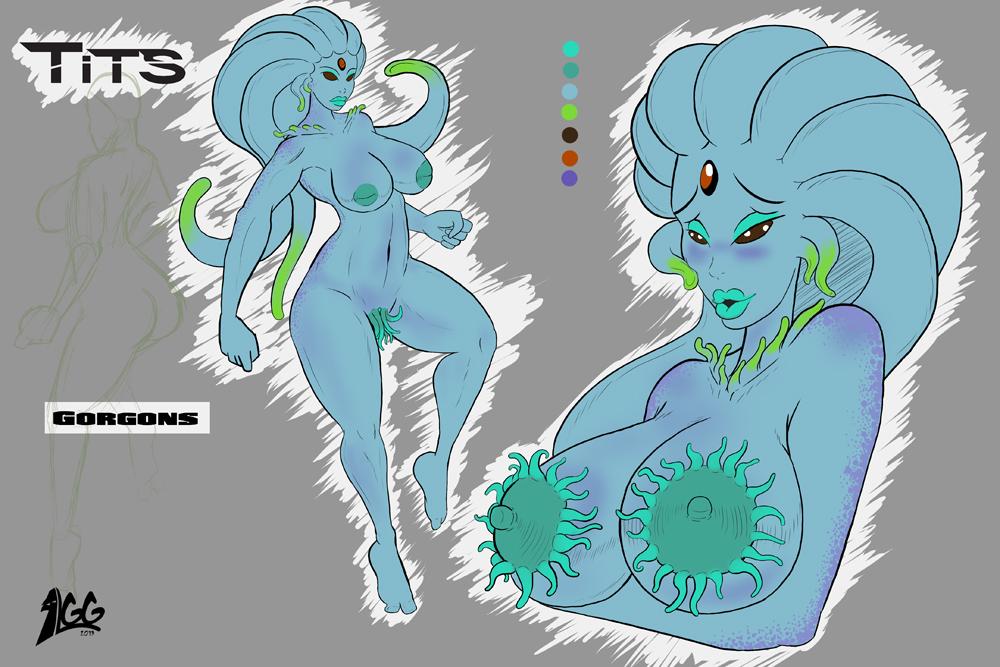 space in trials tainted tentacles Road to el dorado xxx