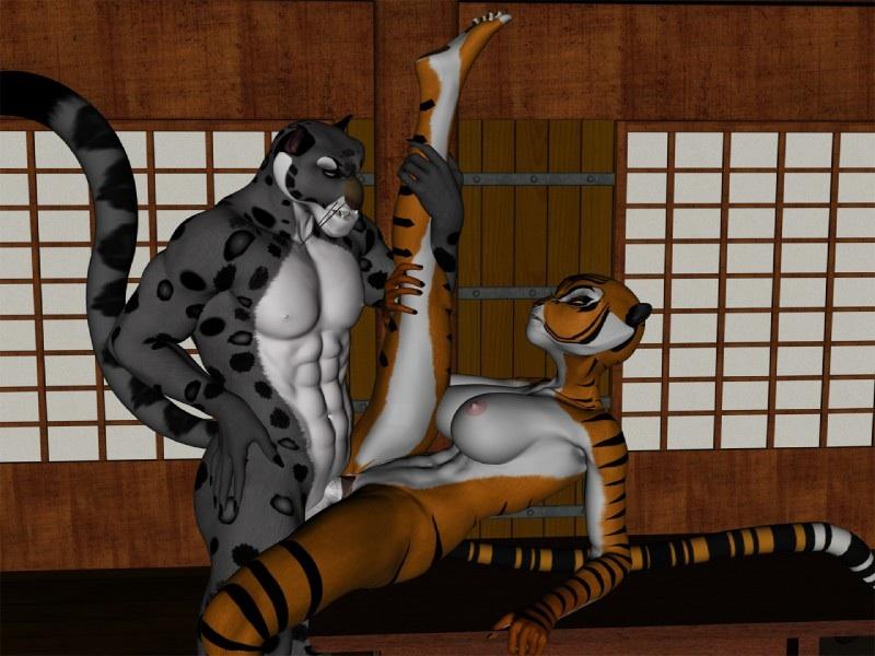 kung human panda shen fu Kim possible porn