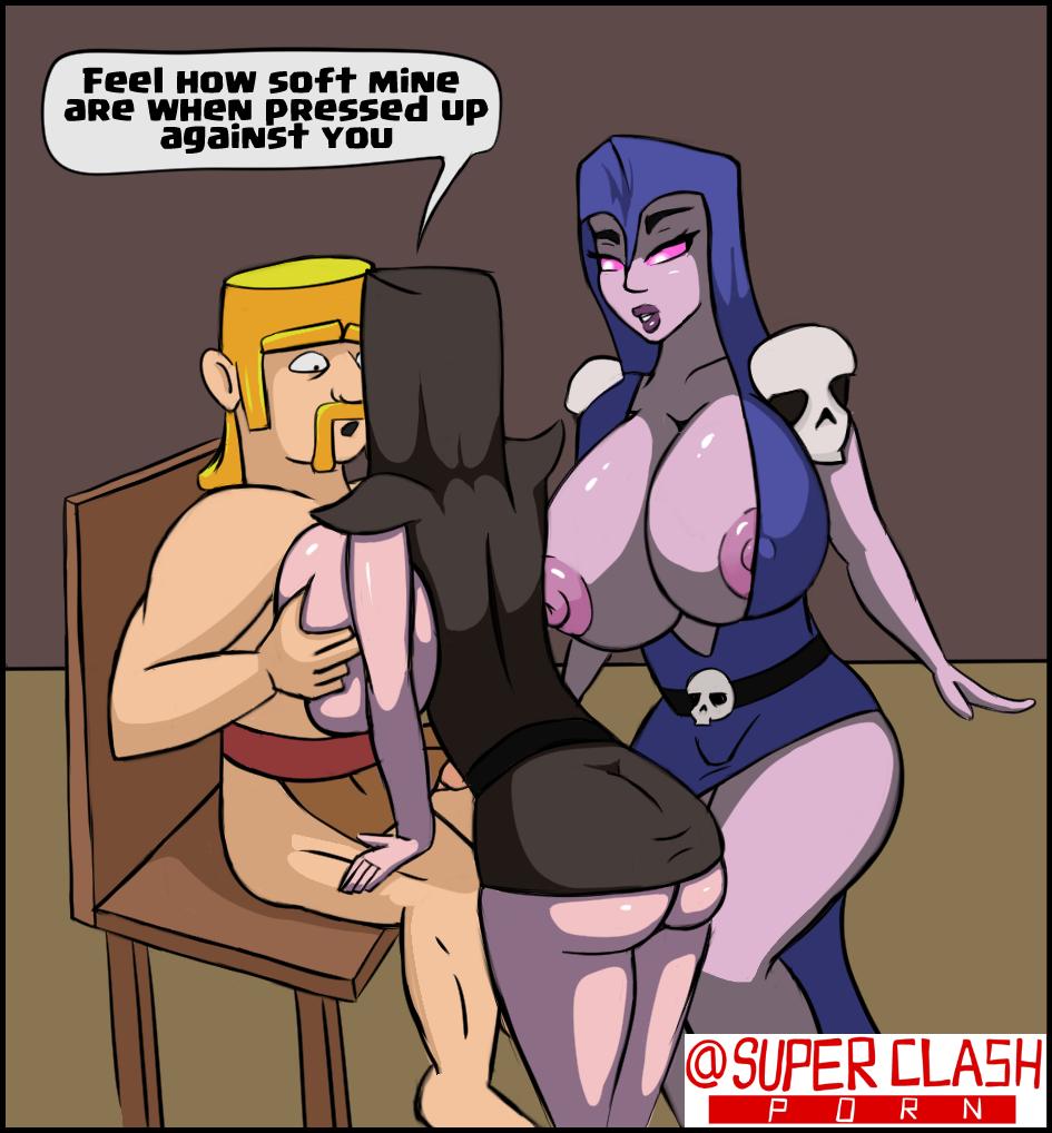 porno of clans de clash Fate/stay night nude