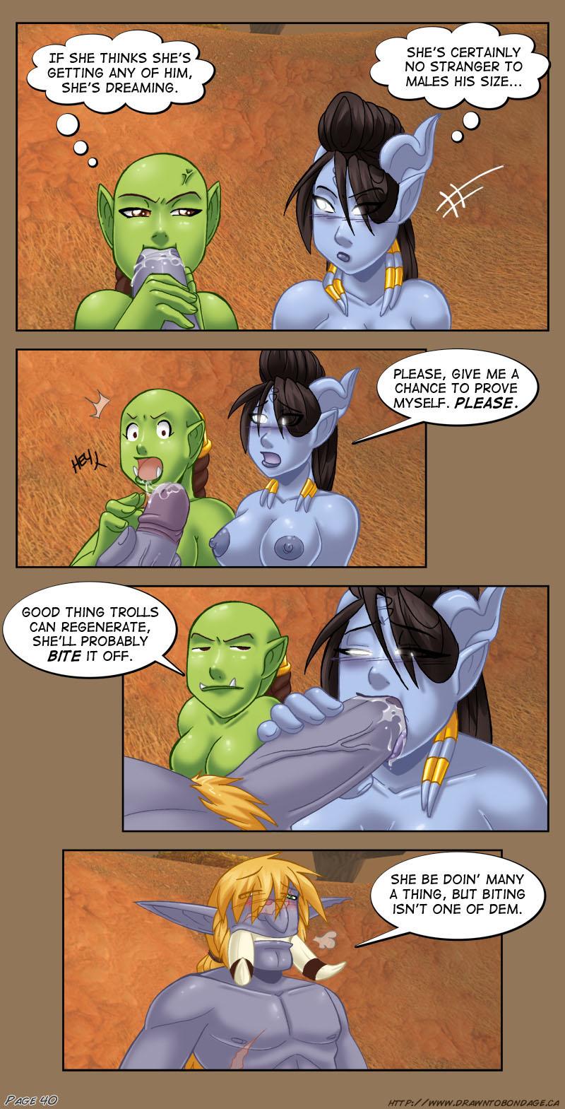 warcraft comics of world sex Dumbbell nan kilo moteru? uncensored