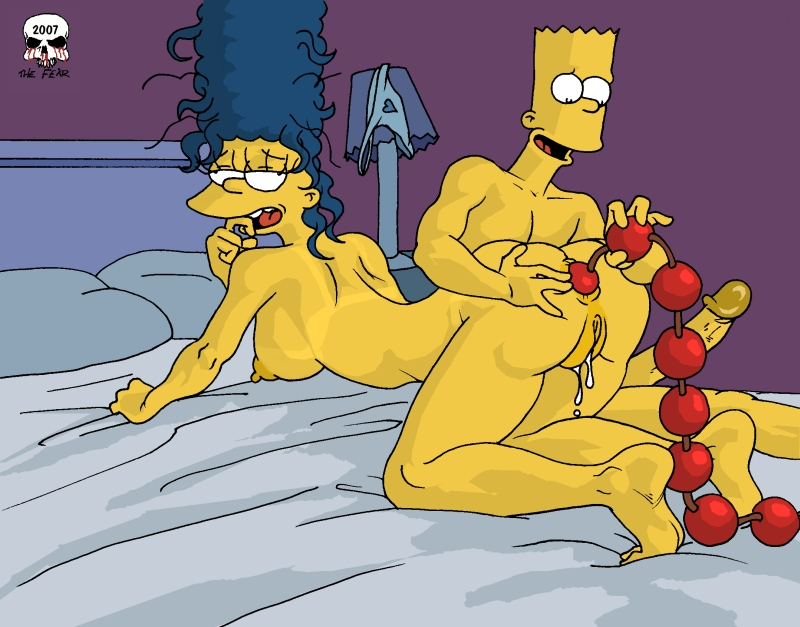 bart and marge the imagefap fear [fan no hitori]