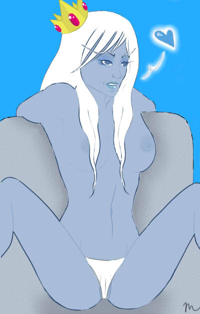 time adventure queen porn ice Mass effect 2 the justicar