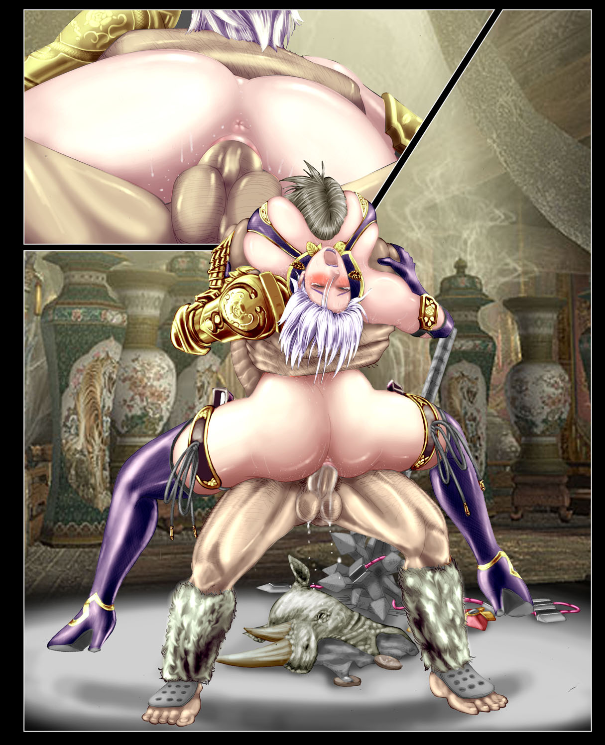 nude calibur 5 mod soul Wolverine and the x men colossus
