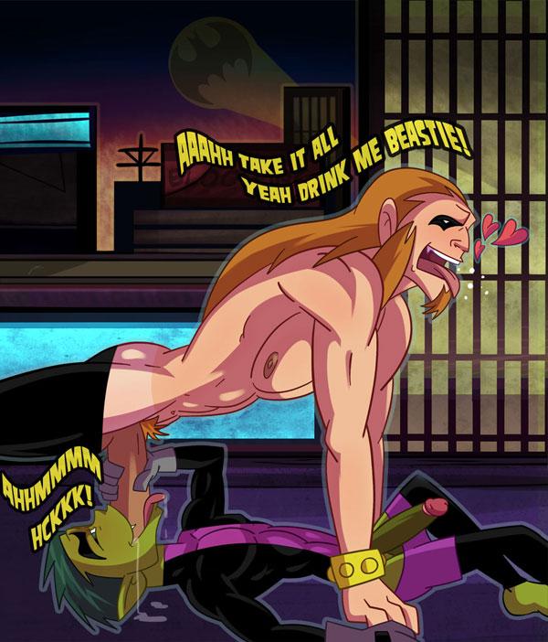 beast fanart and raven boy Amazing world of gumball xxx