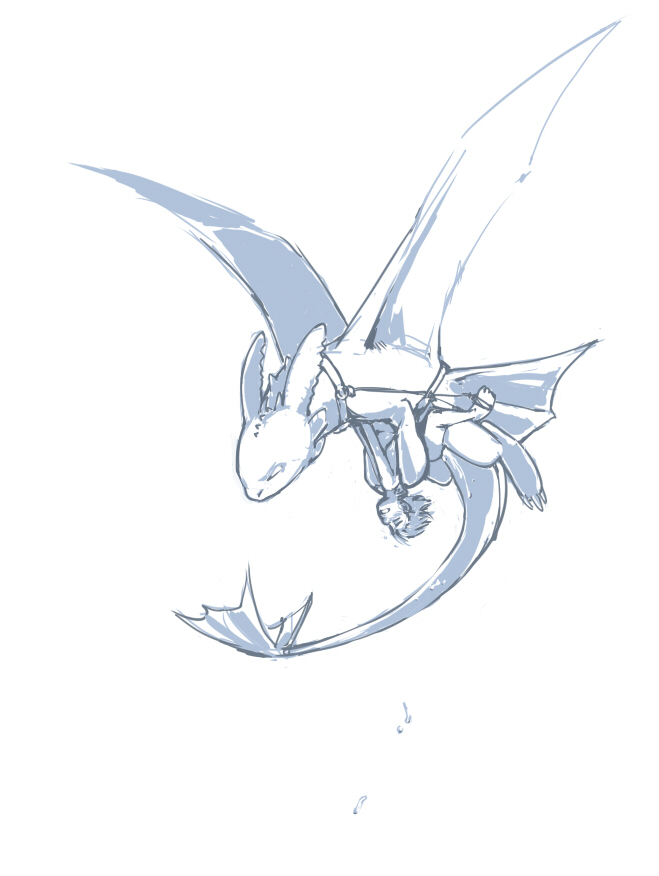 how train dragon hiccup your and to fanfiction astrid My life as a teenage robot mudpie factory