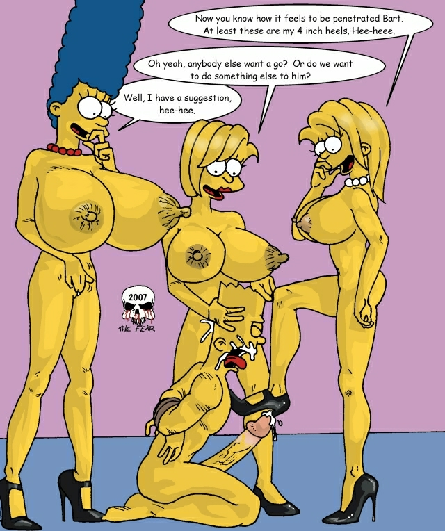 fear and the imagefap bart marge So i can t play h uncensored
