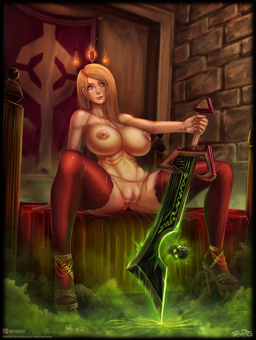 world worgen female of warcraft Kagero fire emblem