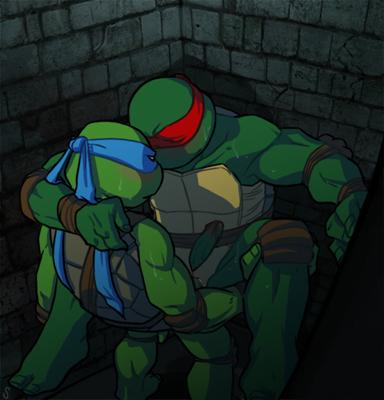 mutant teenage xxx ninja turtles Fallout 4 space suit costume