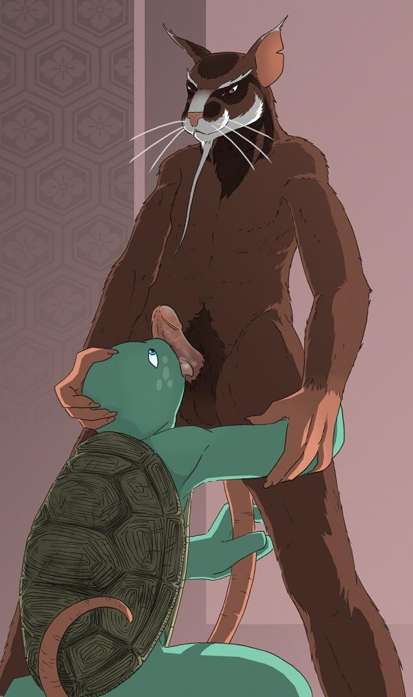ninja mutant xxx turtles teenage Ok ko let's be heroes shadowy figure