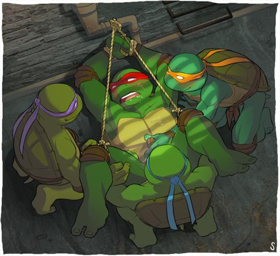 teenage ninja naked turtles mutant Five nights at freddy's drawkill