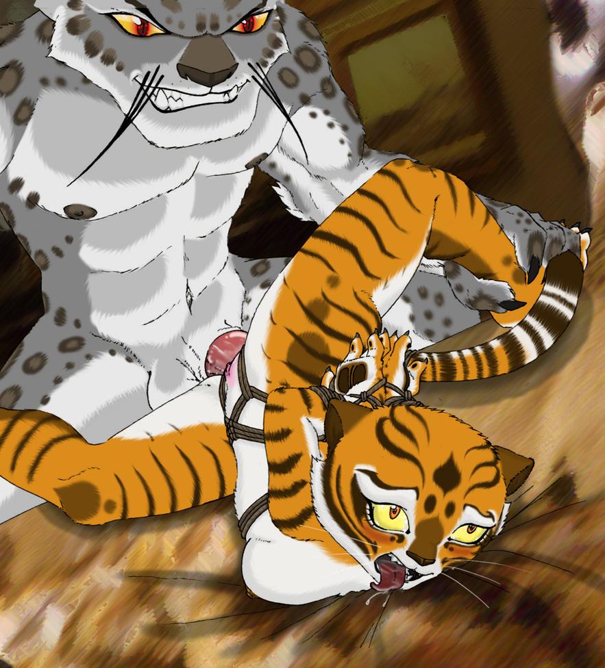 human kung fu shen panda Mamono musume to no seikatsu