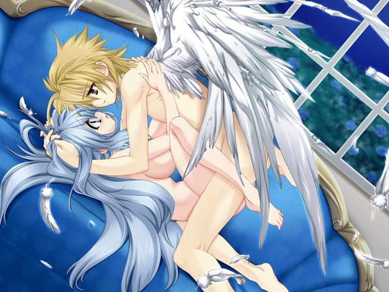 under nai: innocent sky the oretachi wa ni tsubasa Scp-682-j