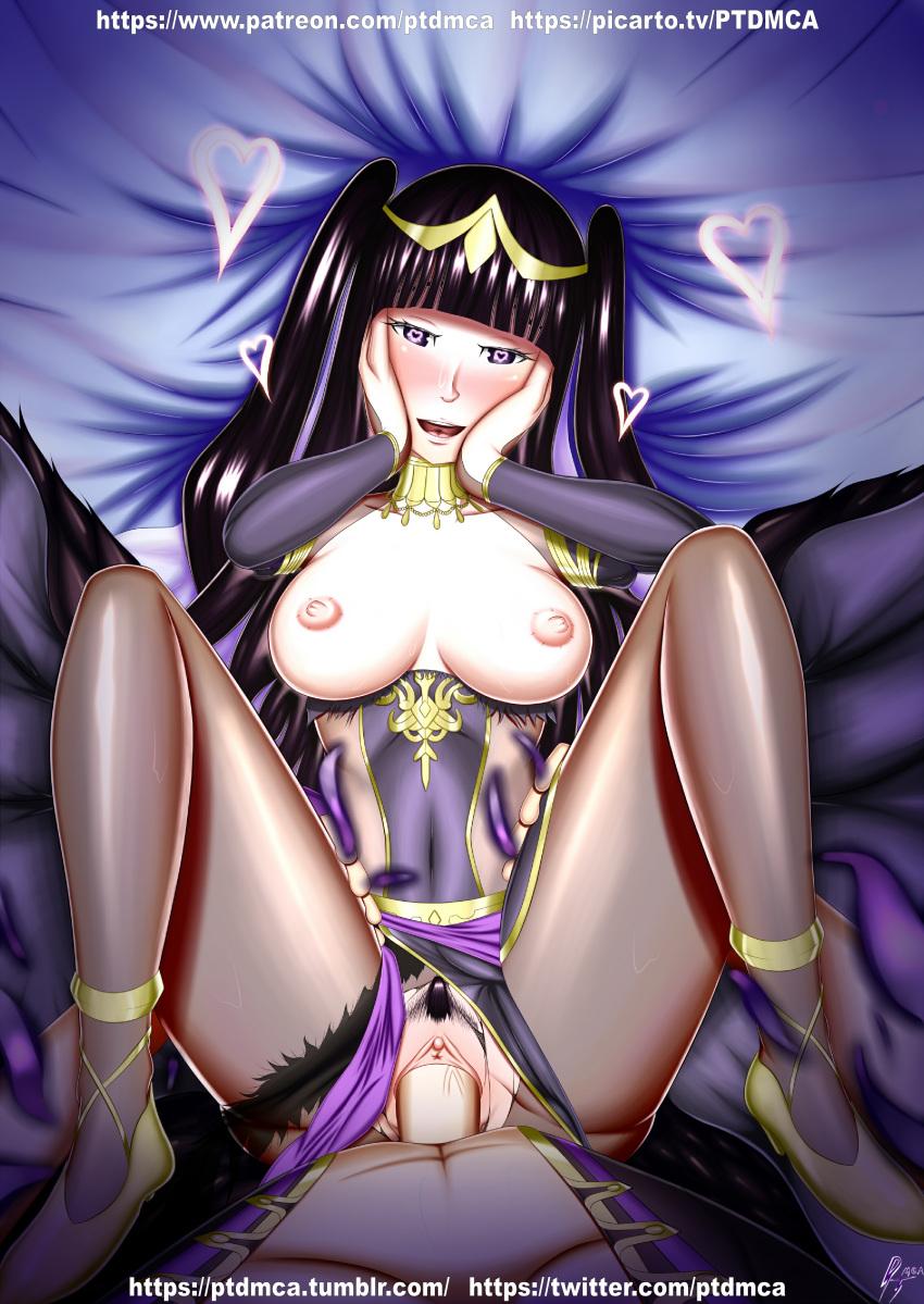 fire hentai emblem awakening tharja Dog knots in girls ass