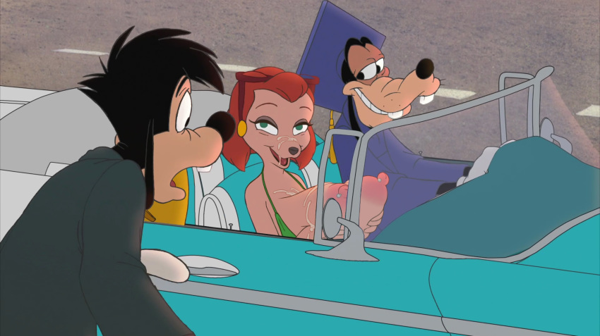 movie roxanne an goofy extremely Spookys house of jump scares
