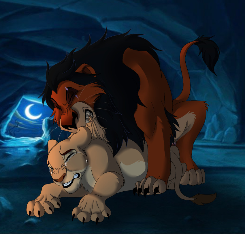 kiara nala and lion king Pan from dragon ball gt