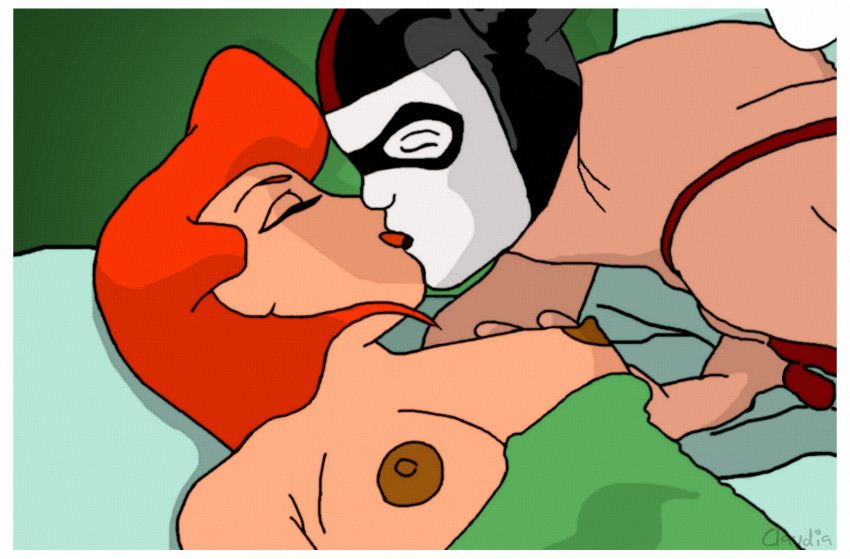 bold batman ivy brave and the poison the Spiderman and white tiger porn