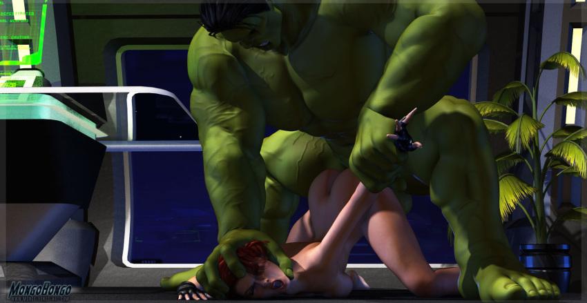 and hulk black widow xxx Kyouko from kyonyuu hitozuma onna kyoushi saimin