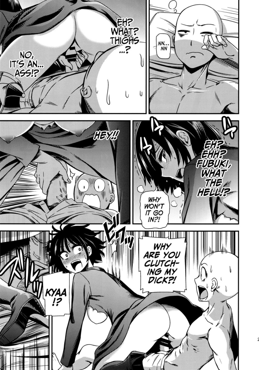 one man punch bikini fubuki If it exists there is a porn of it