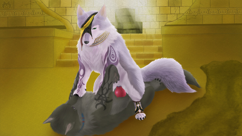 emblem color morgan hair fire Anime wolf girl with white hair