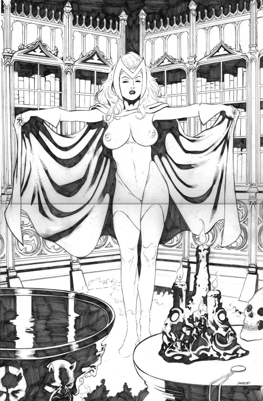 olsen witch porn elizabeth scarlet Naruto x konan lemon fanfiction