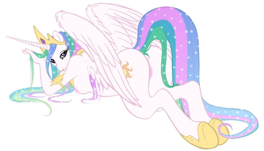 banned from princess equestria celestia Medaka kurokami and rias gremory