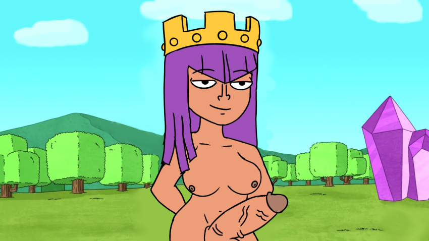clans clash nude of archer Legs behind her head anal