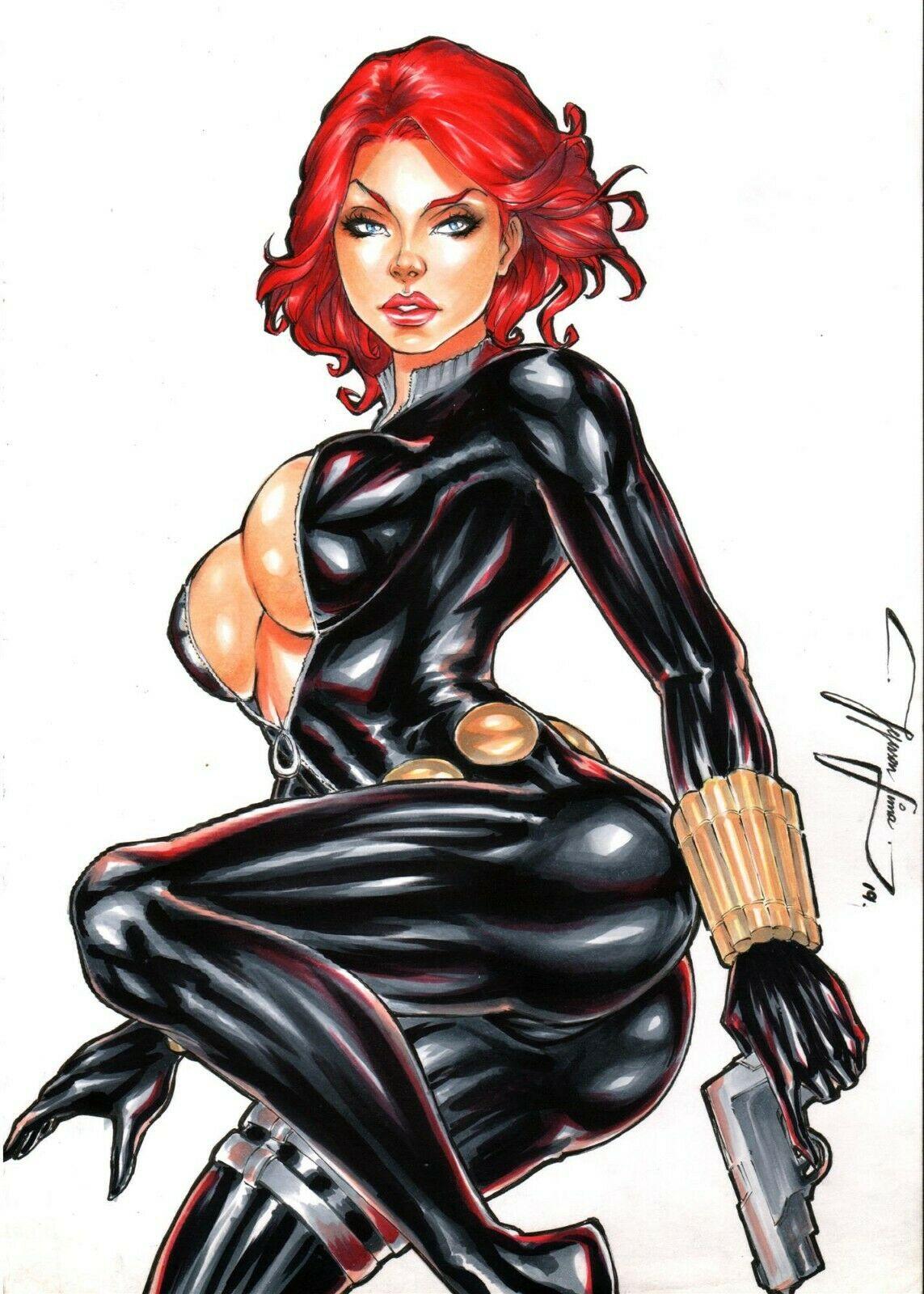 and naruto fanfiction widow black World of warcraft comic porn