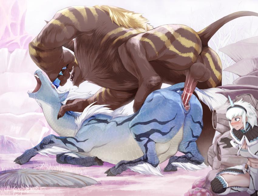 set kirin hunter world monster Do s na seitokaichou-sama