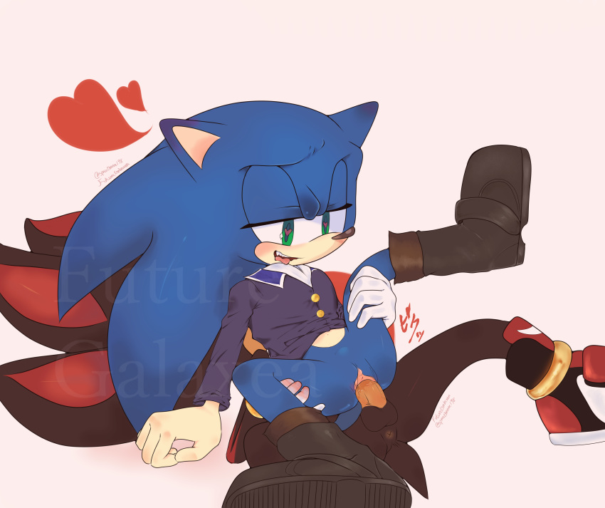 commander hedgehog shadow the gun Five nights at freddy's toy chica